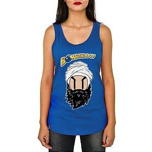 Regata Feminina ShopB Bomberman - Modelo 1