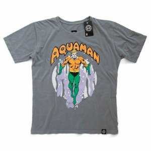 Camiseta Studio Geek Aquaman DC Comics - Modelo 1