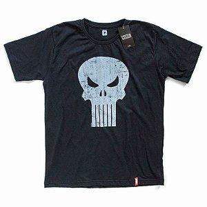 Camiseta Studio Geek Justiceiro Marvel - Modelo 1
