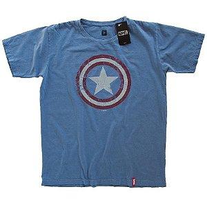 Camiseta Studio Geek Capitão América Marvel - Modelo 1