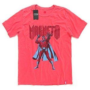 Camiseta Studio Geek Magneto Marvel - Modelo 1