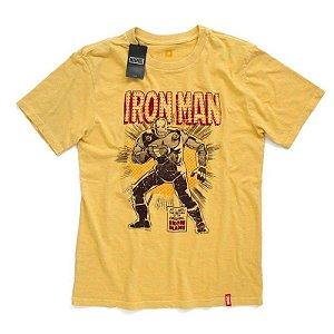 Camiseta Studio Geek Homem de Ferro Marvel - Modelo 2