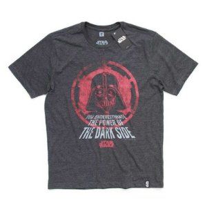 Camiseta Studio Geek The Power of the Dark Side Star Wars - Modelo 2