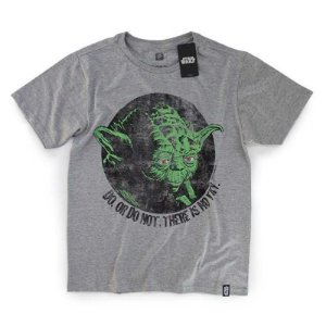 Camiseta Studio Geek Yoda Do or Not Do Star Wars - Modelo 6