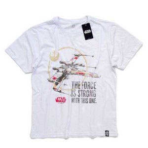 Camiseta Studio Geek X-Wing Star Wars - Modelo 7