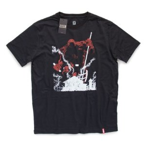 Camiseta Studio Geek Demolidor Marvel - Modelo 3