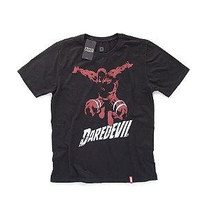 Camiseta Studio Geek Demolidor Ação Marvel - Modelo 4