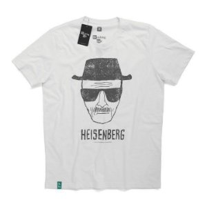 Camiseta Studio Geek Desenho Heisenberg Breaking Bad - Modelo 5