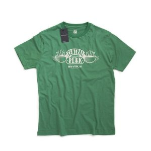 Camiseta Studio Geek Central Perk Friends - Modelo 1