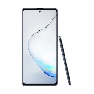 "Smartphone Samsung Galaxy Note 10 Lite 128GB 12MP Tela 6.7"" Preto"