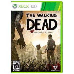 Jogo The Walking Dead - Xbox 360