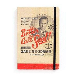Caderno de Notas Better Call Saul - Studiogeek