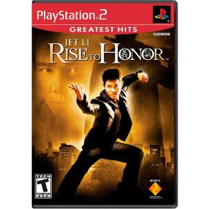 Jogo Jet Li: Rise to Honor - PS2