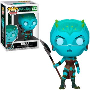 Boneco Kiara 443 Rick and Morty - Funko Pop!