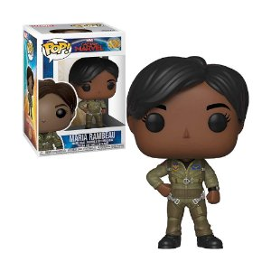 Boneco Maria Rambeau 430 Captain Marvel - Funko Pop!
