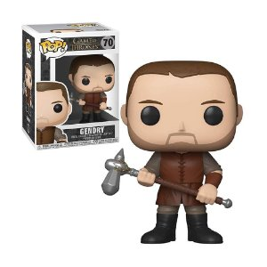 Boneco Gendry 70 Game of Thrones - Funko Pop!