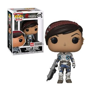 Boneco Kait Diaz 475 Gears of War - Funko Pop!