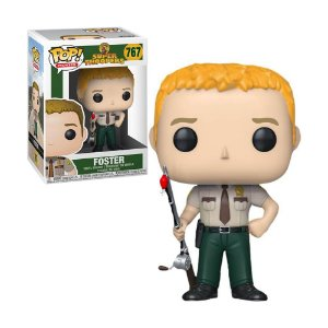Boneco Foster 767 Super Troopers - Funko Pop!