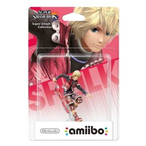 Nintendo Amiibo: Shulk - Super Smash Bros. - Wii U e New Nintendo 3DS