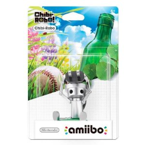 Nintendo Amiibo: Chibi-Robo - Zip Slash - Wii U e New Nintendo 3DS