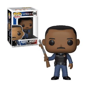 Boneco Daryl Ward 558 Netflix Bright - Funko Pop!