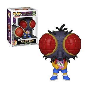 Boneco Fly Boy Bart 820 The Simpsons Treehouse of Horror - Funko Pop!