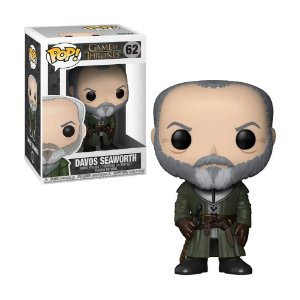 Boneco Davos Seaworth 62 Game of Thrones - Funko Pop!