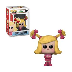 Boneco Cindy-Lou Who 661 The Grinch - Funko Pop!