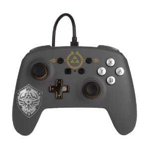 Controle PowerA com fio (The Legend of Zelda Edition) - Switch