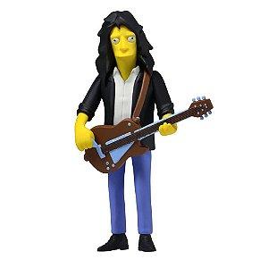 Action figure Joe Perry (Aerosmith) The Simpsons 25th Anniversary Series 4 - Neca