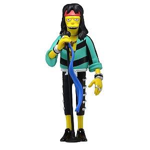 Action figure Steven Tyler (Aerosmith) The Simpsons 25th Anniversary Series 4 - Neca