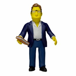 Action figure Stephen King The Simpsons 25th Anniversary Series 3 - Neca