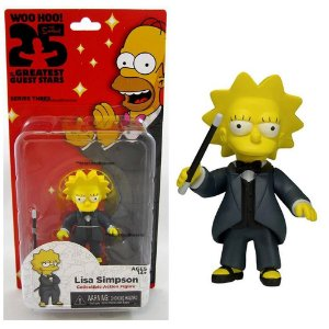 Action figure Lisa Simpson The Simpsons 25th Anniversary Series 3 - Neca