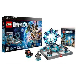Jogo Lego Dimensions Starter Pack - PS3