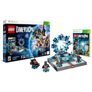 Jogo Lego Dimensions Starter Pack - Xbox 360