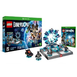 Jogo Lego Dimensions Starter Pack - Xbox One