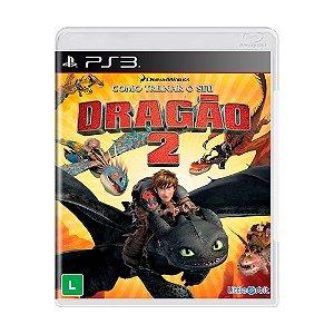 Jogo Como Treinar seu Dragão 2 - PS3