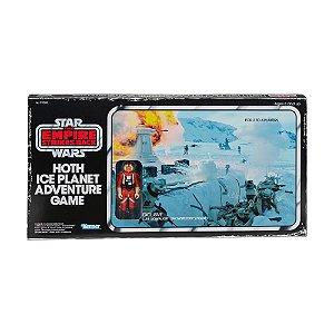 Jogo de Tabuleiro Hasbro Star Wars Hoth Ice Planet Adventure Game