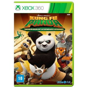 Jogo Kung Fu Panda: Showdown of Legendary Legend - Xbox 360