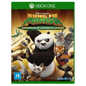 Jogo Kung Fu Panda: Showdown of Legendary Legend - Xbox One