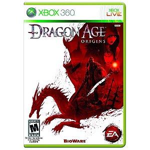 Jogo Dragon Age: Origins - Xbox 360