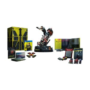 Jogo Cyberpunk 2077 (Collector's Edition) - PS4
