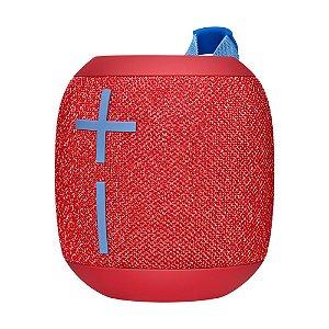 Caixa de Som Ultimate Ears Wonderboom 2 Vermelho Bluetooth