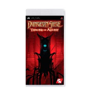 Jogo Dungeon Siege: Throne of Agony - PSP