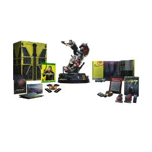 Jogo Cyberpunk 2077 (Collector's Edition) - Xbox One