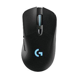 Mouse Gamer Logitech G703 Hero Wireless RGB 16000 DPI sem fio