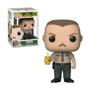 Boneco Farva 583 Super Troopers - Funko Pop!