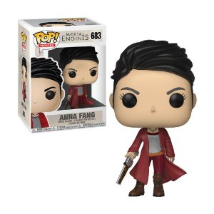 Boneco Anna Fang 683 Mortal Engines - Funko Pop!