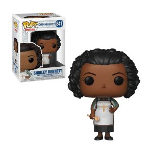 Boneco Shirley Bennett 841 Community - Funko Pop!
