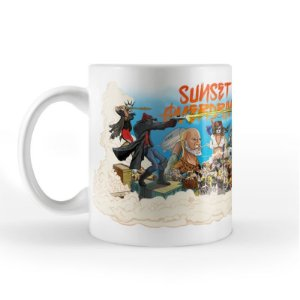Caneca ShopB Sunset Overdrive